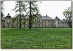 Radzyń Podlaski - tył pałacu