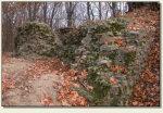 Rembów - mury