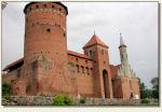 Reszel - zamek