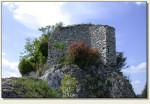 Ryczów - relikty murów