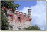 Ryn - narożna wieżyczka