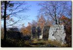 Smoleń - mury