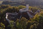 Smoleń - zamek