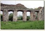Sobków - ruiny dworu