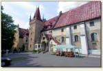 Sobótka - Górka - zamek, widok z przodu