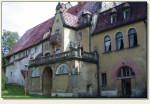 Sobótka - Górka - zamek, widok z tyłu