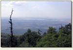 Sobótka (Ślęża Mountain) - widok z Góry Ślęża