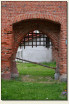 Stara Kiszewa - brama wejściowa