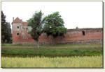 Stara Kiszewa - mury