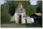 Stara Kraśnica - brama wjazdowa