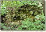 Świerklaniec - resztki murów
