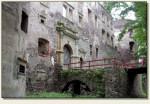 Świny - wejście do zamku