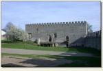 Szydłów (woj. świętokrzyskie) - zamek