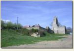 Szydłów (woj. świętokrzyskie) - brama wjazdowa i mury