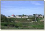 Szydłów (woj. świętokrzyskie) - mury wokół miasta