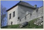 Szydłów (woj. świętokrzyskie) - zegar słoneczny na baszcie