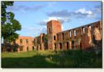 Szymbark (woj. warmińsko-mazurskie) - ruiny