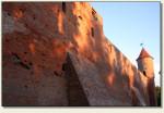 Szymbark (woj. warmińsko-mazurskie) - mury