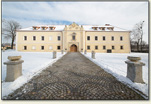 Tarnowice Stare - wejście do zamku