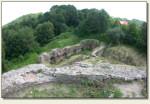 Tarnowiec - mury
