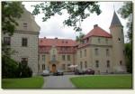 Tuczno - zamek