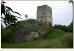 Tudorów - wieża