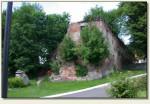 Ujazd (woj. opolskie) - mury