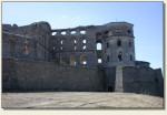 Ujazd (woj. świętokrzyskie) - mury
