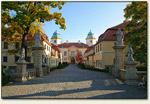 Wałbrzych - wejście do zamku