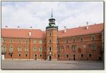 Warszawa - dziedziniec