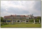 Warszawa - zamek od strony Wisły