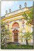 Warszawa - jedne z drzwi pałacowych