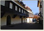 Wieliczka - wejście do zamku