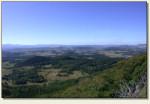 Wielkie Trzcińsko - widok z Krzyżnej Góry