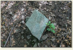 Wolibórz (Góra Garncarz) - kamień zamkowy