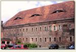 Żagań (klasztor augustianów) - spichlerz
