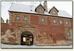 Zagórze Śląskie - budynek bramny