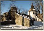 Zagórze Śląskie - mury